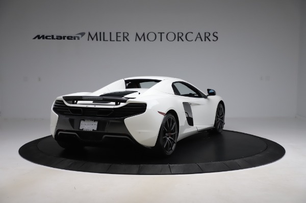 Used 2016 McLaren 650S Spider for sale $159,900 at Pagani of Greenwich in Greenwich CT 06830 22
