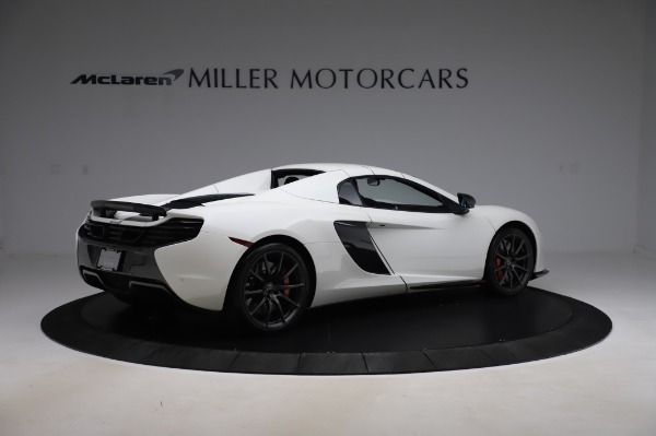 Used 2016 McLaren 650S Spider for sale $159,900 at Pagani of Greenwich in Greenwich CT 06830 23