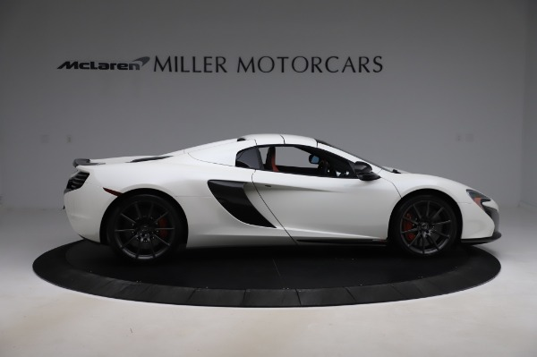 Used 2016 McLaren 650S Spider for sale $159,900 at Pagani of Greenwich in Greenwich CT 06830 24