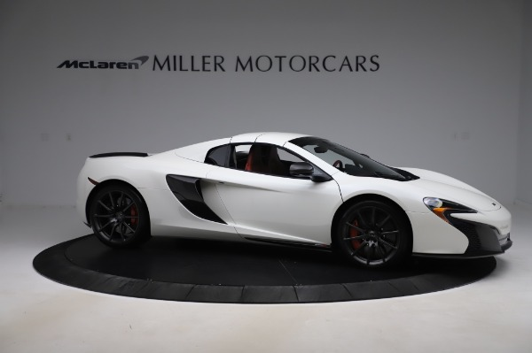 Used 2016 McLaren 650S Spider for sale $159,900 at Pagani of Greenwich in Greenwich CT 06830 25