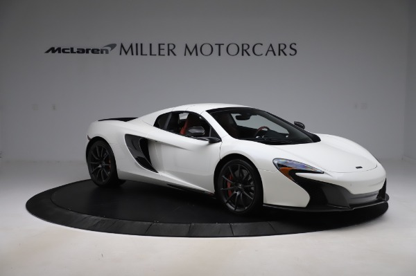 Used 2016 McLaren 650S Spider for sale $159,900 at Pagani of Greenwich in Greenwich CT 06830 26