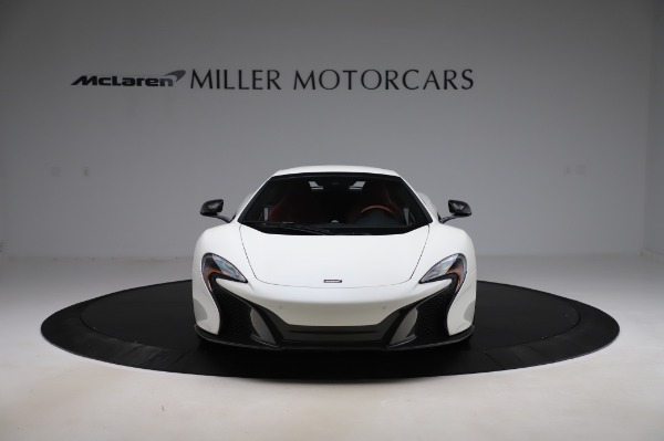 Used 2016 McLaren 650S Spider for sale $159,900 at Pagani of Greenwich in Greenwich CT 06830 27