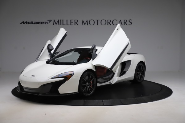 Used 2016 McLaren 650S Spider for sale $159,900 at Pagani of Greenwich in Greenwich CT 06830 28