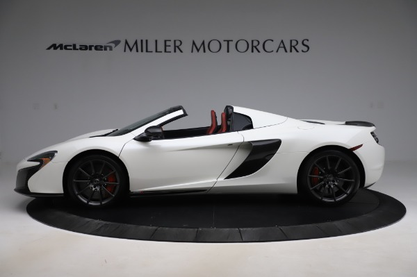 Used 2016 McLaren 650S Spider for sale $159,900 at Pagani of Greenwich in Greenwich CT 06830 3