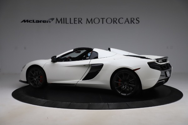 Used 2016 McLaren 650S Spider for sale $159,900 at Pagani of Greenwich in Greenwich CT 06830 4