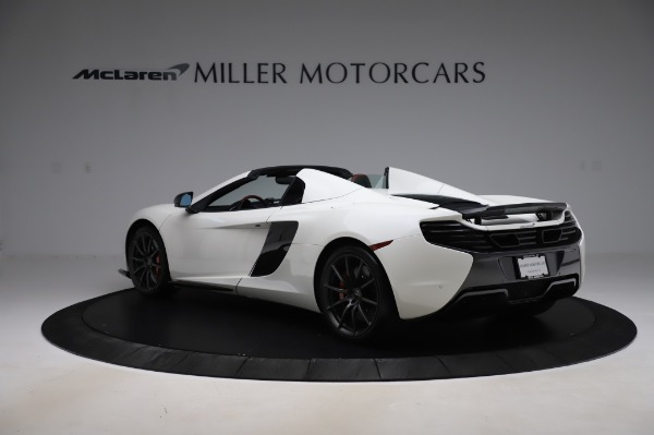 Used 2016 McLaren 650S Spider for sale $159,900 at Pagani of Greenwich in Greenwich CT 06830 5