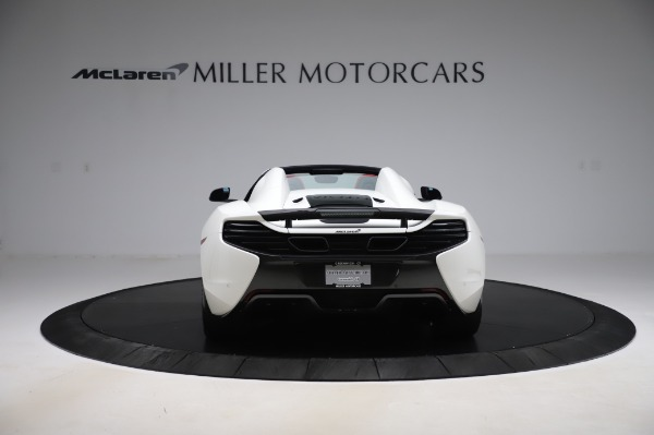 Used 2016 McLaren 650S Spider for sale $159,900 at Pagani of Greenwich in Greenwich CT 06830 6