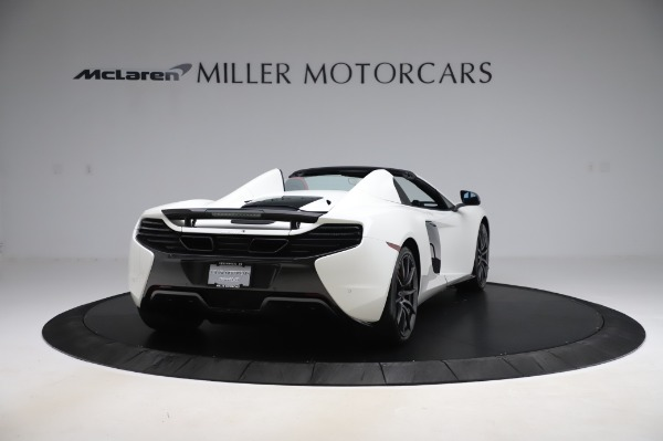 Used 2016 McLaren 650S Spider for sale $159,900 at Pagani of Greenwich in Greenwich CT 06830 7