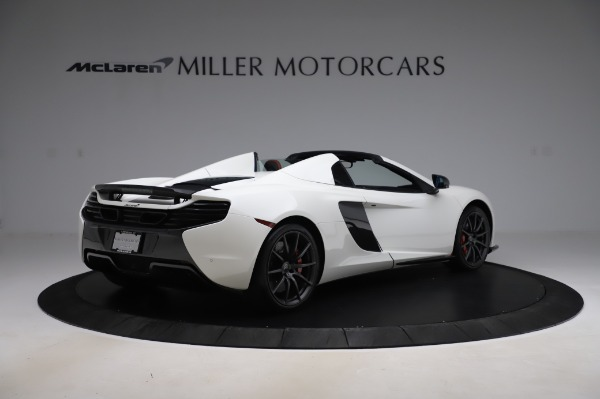 Used 2016 McLaren 650S Spider for sale $159,900 at Pagani of Greenwich in Greenwich CT 06830 8