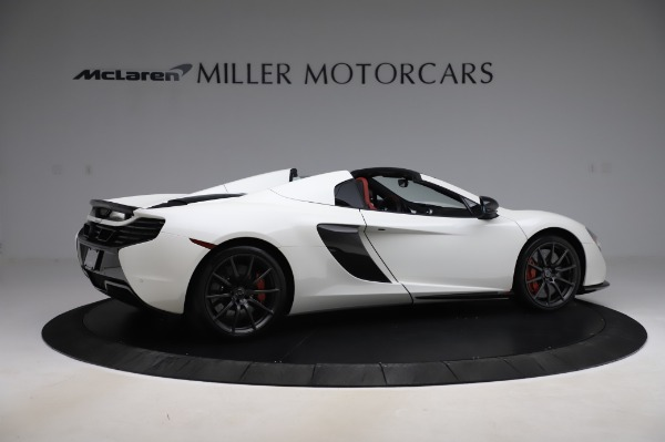 Used 2016 McLaren 650S Spider for sale $159,900 at Pagani of Greenwich in Greenwich CT 06830 9