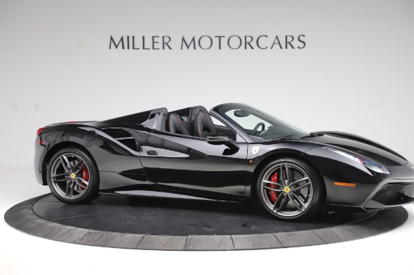 Used 2018 Ferrari 488 Spider for sale Sold at Pagani of Greenwich in Greenwich CT 06830 10