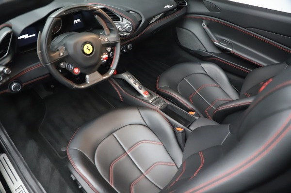 Used 2018 Ferrari 488 Spider for sale Sold at Pagani of Greenwich in Greenwich CT 06830 20