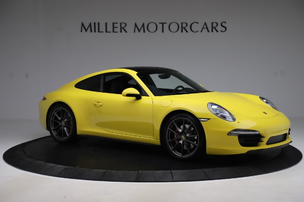 Used 2013 Porsche 911 Carrera 4S for sale $74,900 at Pagani of Greenwich in Greenwich CT 06830 10