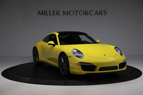 Used 2013 Porsche 911 Carrera 4S for sale $74,900 at Pagani of Greenwich in Greenwich CT 06830 11