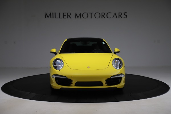 Used 2013 Porsche 911 Carrera 4S for sale $74,900 at Pagani of Greenwich in Greenwich CT 06830 12