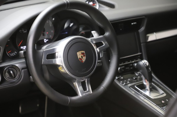 Used 2013 Porsche 911 Carrera 4S for sale $74,900 at Pagani of Greenwich in Greenwich CT 06830 18