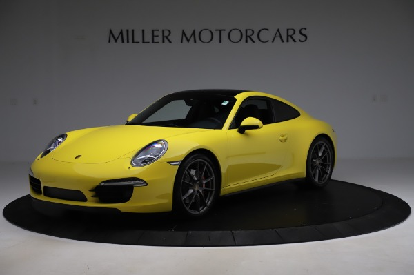 Used 2013 Porsche 911 Carrera 4S for sale $74,900 at Pagani of Greenwich in Greenwich CT 06830 2