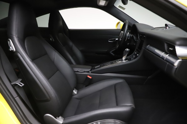Used 2013 Porsche 911 Carrera 4S for sale $74,900 at Pagani of Greenwich in Greenwich CT 06830 21