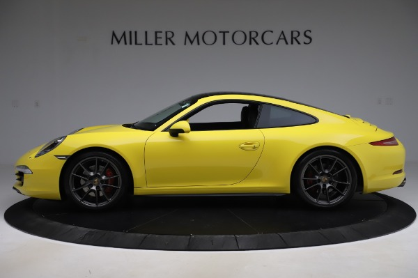 Used 2013 Porsche 911 Carrera 4S for sale $74,900 at Pagani of Greenwich in Greenwich CT 06830 3