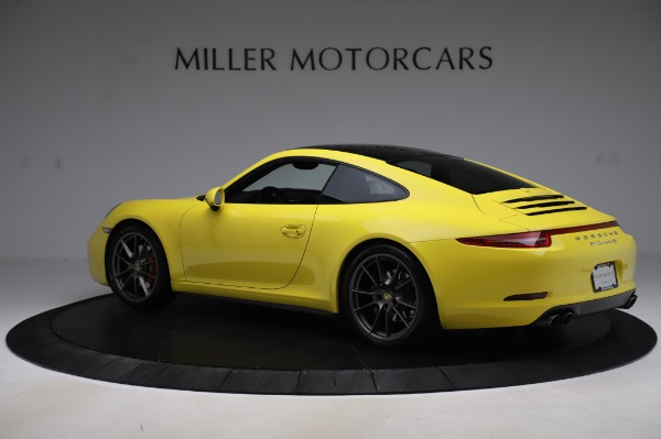 Used 2013 Porsche 911 Carrera 4S for sale $74,900 at Pagani of Greenwich in Greenwich CT 06830 4