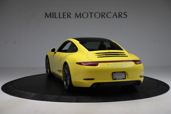 Used 2013 Porsche 911 Carrera 4S for sale $74,900 at Pagani of Greenwich in Greenwich CT 06830 5