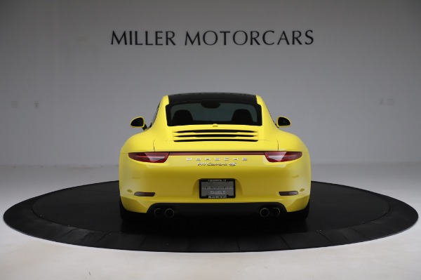 Used 2013 Porsche 911 Carrera 4S for sale $74,900 at Pagani of Greenwich in Greenwich CT 06830 6