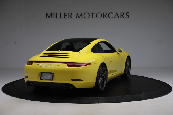 Used 2013 Porsche 911 Carrera 4S for sale $74,900 at Pagani of Greenwich in Greenwich CT 06830 7