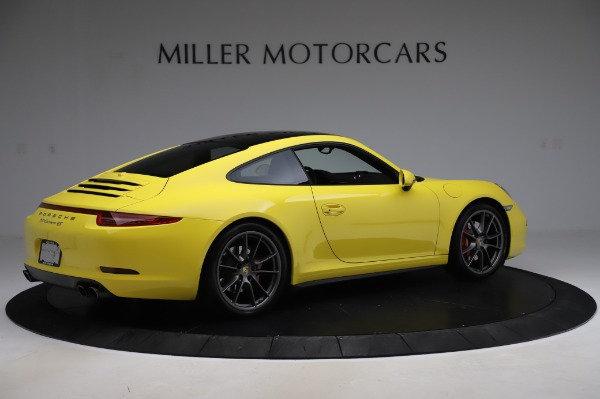 Used 2013 Porsche 911 Carrera 4S for sale $74,900 at Pagani of Greenwich in Greenwich CT 06830 8
