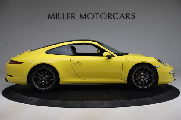 Used 2013 Porsche 911 Carrera 4S for sale $74,900 at Pagani of Greenwich in Greenwich CT 06830 9