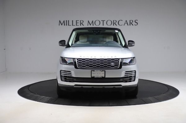 Used 2019 Land Rover Range Rover Supercharged LWB for sale Call for price at Pagani of Greenwich in Greenwich CT 06830 12