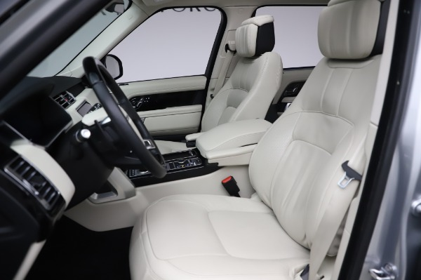 Used 2019 Land Rover Range Rover Supercharged LWB for sale Call for price at Pagani of Greenwich in Greenwich CT 06830 15