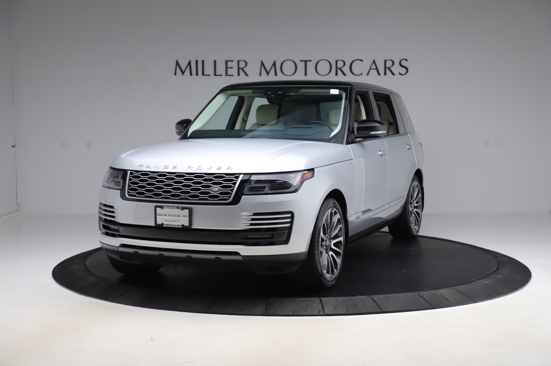 Used 2019 Land Rover Range Rover Supercharged LWB for sale Call for price at Pagani of Greenwich in Greenwich CT 06830 1