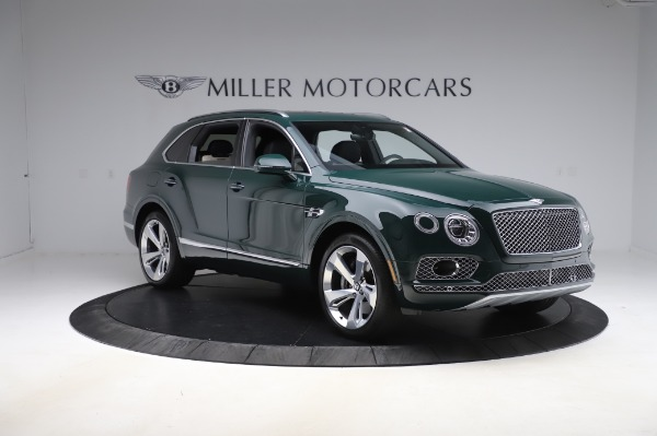 Used 2020 Bentley Bentayga V8 for sale $189,900 at Pagani of Greenwich in Greenwich CT 06830 11