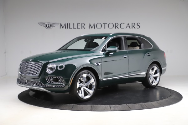 New 2020 Bentley Bentayga V8 for sale $189,900 at Pagani of Greenwich in Greenwich CT 06830 2