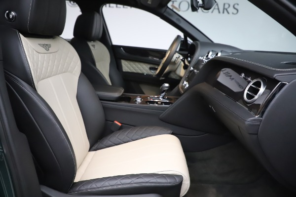 Used 2020 Bentley Bentayga V8 for sale $189,900 at Pagani of Greenwich in Greenwich CT 06830 28