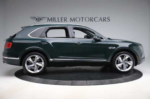 New 2020 Bentley Bentayga V8 for sale $189,900 at Pagani of Greenwich in Greenwich CT 06830 9