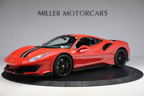 Used 2020 Ferrari 488 Pista for sale $439,900 at Pagani of Greenwich in Greenwich CT 06830 2