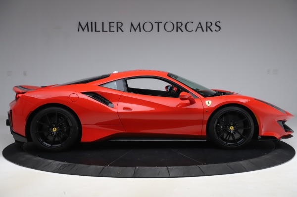 Used 2020 Ferrari 488 Pista for sale $439,900 at Pagani of Greenwich in Greenwich CT 06830 9