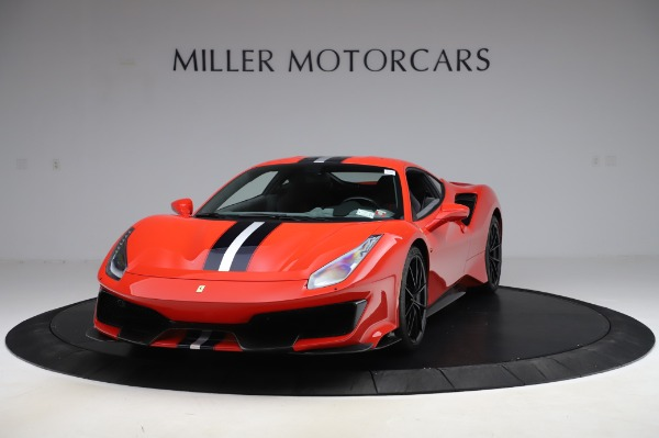 Used 2020 Ferrari 488 Pista for sale $439,900 at Pagani of Greenwich in Greenwich CT 06830 1