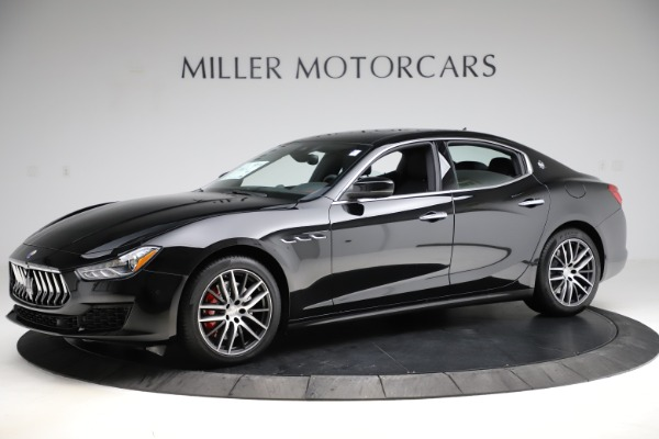 New 2020 Maserati Ghibli S Q4 for sale Sold at Pagani of Greenwich in Greenwich CT 06830 2