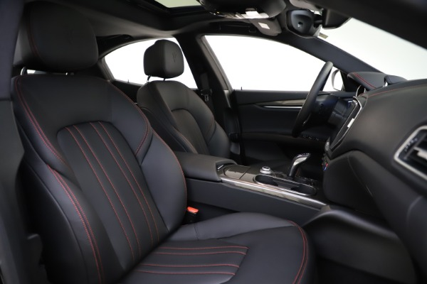 New 2020 Maserati Ghibli S Q4 for sale Sold at Pagani of Greenwich in Greenwich CT 06830 22