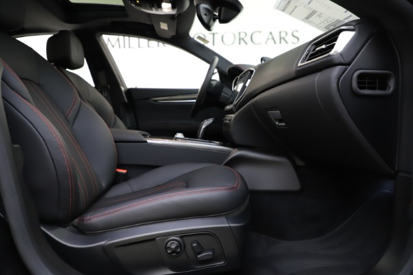 New 2020 Maserati Ghibli S Q4 for sale Sold at Pagani of Greenwich in Greenwich CT 06830 23