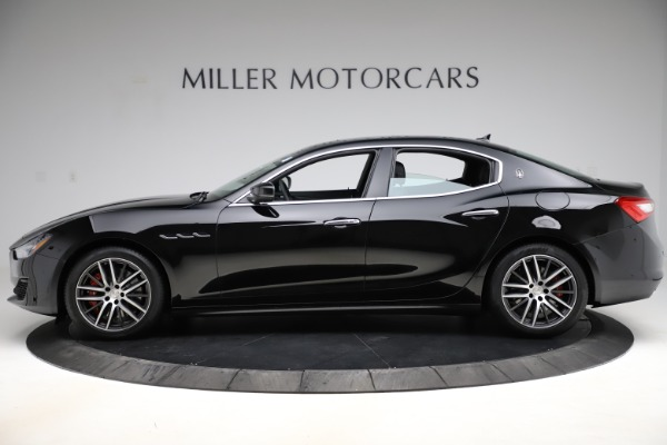 New 2020 Maserati Ghibli S Q4 for sale Sold at Pagani of Greenwich in Greenwich CT 06830 3