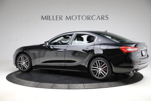 New 2020 Maserati Ghibli S Q4 for sale Sold at Pagani of Greenwich in Greenwich CT 06830 4