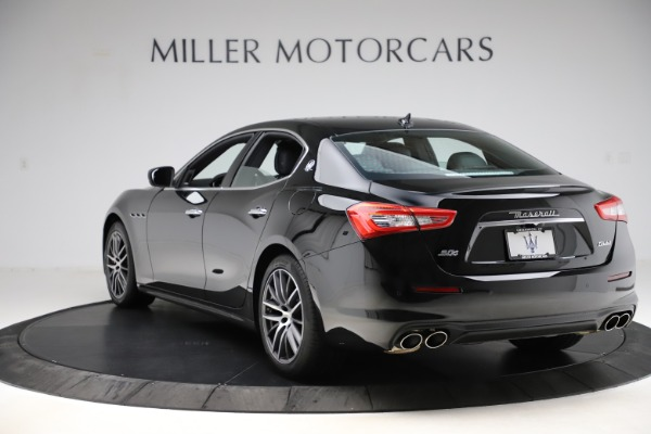 New 2020 Maserati Ghibli S Q4 for sale Sold at Pagani of Greenwich in Greenwich CT 06830 5