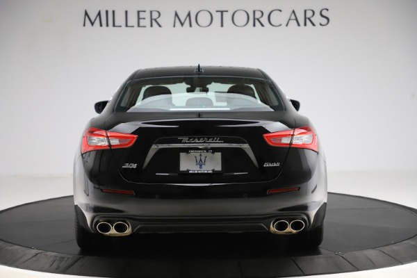 New 2020 Maserati Ghibli S Q4 for sale Sold at Pagani of Greenwich in Greenwich CT 06830 6