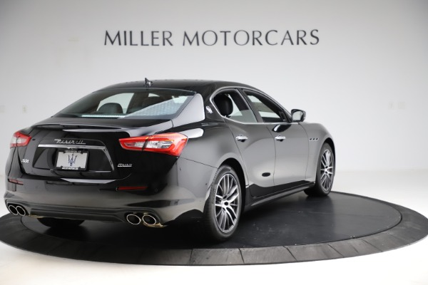 New 2020 Maserati Ghibli S Q4 for sale Sold at Pagani of Greenwich in Greenwich CT 06830 7