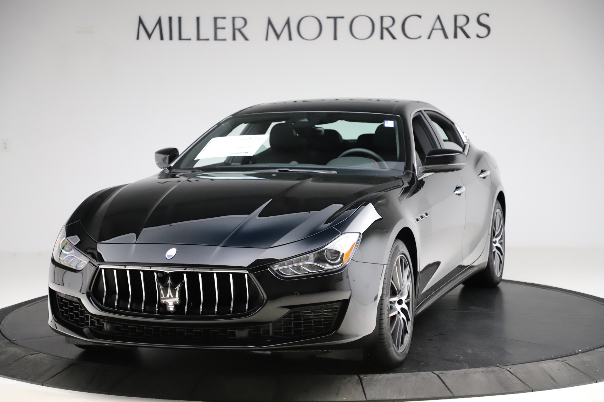 New 2020 Maserati Ghibli S Q4 for sale Sold at Pagani of Greenwich in Greenwich CT 06830 1