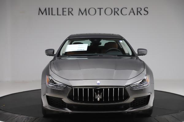 New 2020 Maserati Ghibli S Q4 for sale $83,785 at Pagani of Greenwich in Greenwich CT 06830 12
