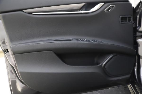 New 2020 Maserati Ghibli S Q4 for sale $83,785 at Pagani of Greenwich in Greenwich CT 06830 17
